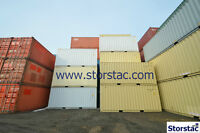 ** New 20' Storage Containers ** Shipping Container -- RENT/SALE