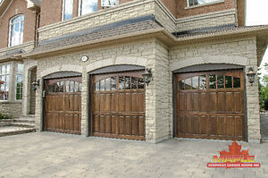 GARAGE DOORS & OPENERS...CEDAR,STEEL,FIBERGLASS ON SALE NOW!! City of Toronto Toronto (GTA) image 7