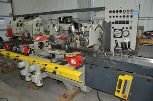 Weinig Throughfeed Moulder West Island Greater Montréal image 1