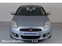 2009 58 FIAT BRAVO 1.4 ACTIVE T-JET 5D 118 BHP