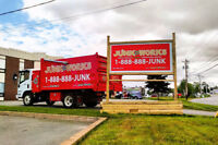 JUNK WORKS IS LOOKING FOR A DRIVER