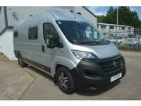 2019 FIAT DUCATO LIBERATION VC64 WHEELCHAIR ACCESSIBLE CAMPERVAN CONVERSION