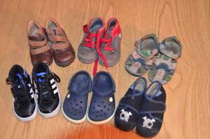 Ensemble de soulier sandale garçon