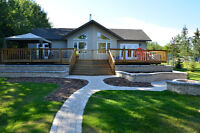 Spectacular Waterfront Opportunity on Ledin Road, Bird River, MB