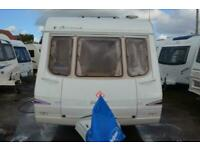 2004 - Swift Accord 530 - 4 Berth - Side Dinette - Touring Caravan SOLD