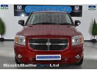 2008 08 DODGE CALIBER 1.8 SXT 5D 148 BHP