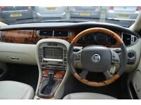 2008 Jaguar X-TYPE 2.2D DPF auto MY Sovereign