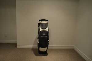 Mercedes-Benz Tailor made golf bag,