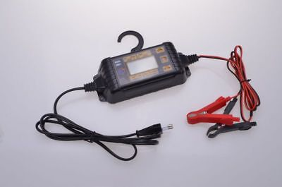 Batterieladegerät Ladegerät PKW KFZ Auto Batterie Gel Blei 6V/12V