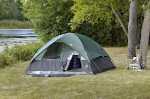 Outdoor Spirit 10' x 8' 5-Person Dome Tent, New