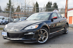 *RARE* 2009 Mazda RX-8 R3 CLEAN TITLE - LOW km