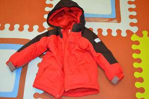 Red jacket for autumn/spring (2 years)