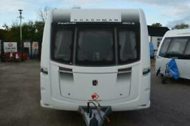 2014 - Coachman Vision 450/2 - 2 Berth - End Washroom - Touring Caravan