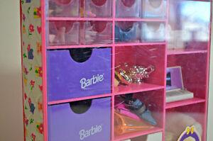 Barbie accessoires et garde-robe, coffret pour accessoires Gatineau Ottawa / Gatineau Area image 10