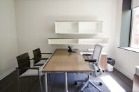 Flexible or Temporary Office Space