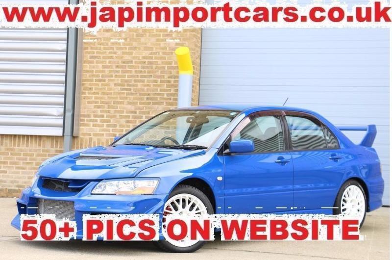 Mitsubishi Lancer Evo 7 Fresh Import From Japan Rust Free Under