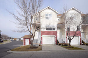 RENOVATED COUNTRY HILLS WALKOUT TOWNHOME!