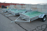 """4'2""""X8'2"""" Hot Dipped HD Trailers Best Price&Trailer in ON!!"""