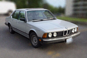 1984 BMW 7-Series 733i (e23) Sedan *** REDUCED ***