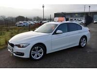 2014 BMW 3 SERIES 2.0 318D SPORT 4D 141 BHP DIESEL