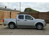 2015 NISSAN Navara 2.5 DCi Tekna Double Cab Pick Up Truck DIESEL MANUAL