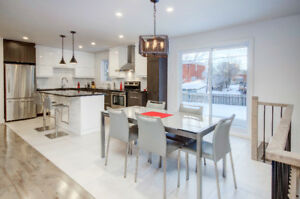 Completely renovated home in the heart of Chateauguay