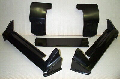 1980-85 Cadillac Seville Bumper Filler Rear Set Quality Fiberflex  MADE IN USA  ()