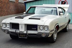 Oldsmobile 1971 Survivor 442 W-30
