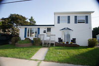 Waterview Home in Downtown Summerside