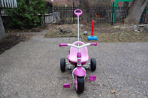 Lady Bug Pink Kettler Tricycle EXCELLENT  CONDITION