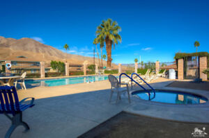 A beautiful two Bedroom condo for rent in Palm Springs