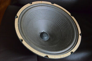 Speaker Alnico Vintage 1961 Jensen P12N Mint Condition