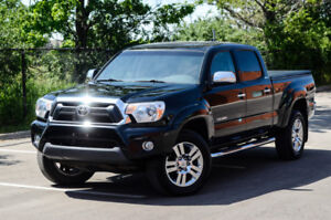 2013 Toyota Tacoma  Limited Only 117,000KM!!