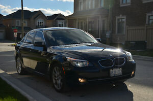 2010 BMW 5-Series Xdrive + NAVIGATION Sedan