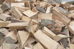 firewood dry fir cherry birch