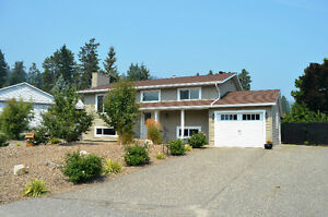 4 Bedroom Updated Peachland Home