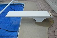 POOL DIVING BOARD with BASE (6ft)