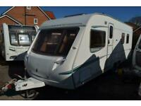 2005 - Abbey Spectrum 535 - 4 Berth - Rear Island Bed - Touring Caravan