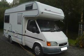 1999 FORD HERALD SQUIRE COACHBUILT MOTORHOME FOR SALE