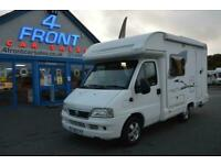 Swift Freestyle FIAT DUCATO 2 BERTH 2 TRAVELLING SEATS MOTORHOME