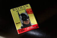COLLECTION DE CARTES DE BATMAN