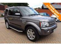 2010 LAND ROVER DISCOVERY 3.0 4 TDV6 XS 5D AUTO 245 BHP DIESEL