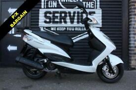 2013 13 YAMAHA NXC 125 CYGNUS ***CHEAP COMMUTER***