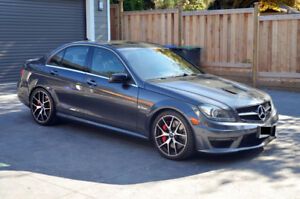 2014 Mercedes-Benz C-Class C63 Edition 507 Sedan