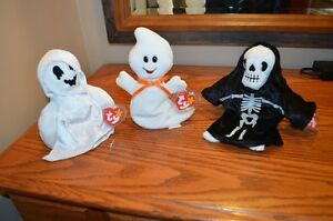 Ty Beanie Babies *Retired & Rare* - Set of 10 Halloween Beanies Sarnia Sarnia Area image 3