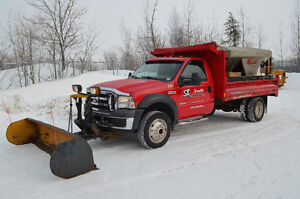2005 Ford F-550 Camionnette