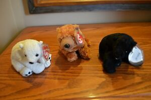 Ty Beanie Babies *Retired & Rare* - Set of 9 Bears I Sarnia Sarnia Area image 3
