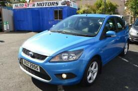 2009 Ford Focus 1.6TDCi 110 Zetec 5 DOOR DIESEL