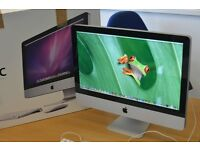 iMac with cd drive built in