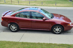**SELLING MY 2000 ALERO*** (REDUCED)!